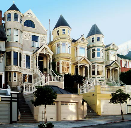 Window Replacement for Victorian Homes in San Francisco